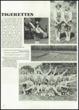 1982 McClain High School Yearbook Page 34 & 35