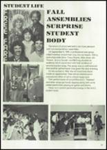 1982 McClain High School Yearbook Page 36 & 37
