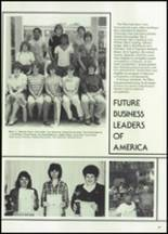 1982 McClain High School Yearbook Page 40 & 41