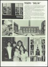 1982 McClain High School Yearbook Page 44 & 45