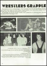 1982 McClain High School Yearbook Page 46 & 47