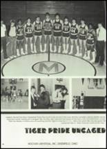 1982 McClain High School Yearbook Page 48 & 49