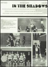 1982 McClain High School Yearbook Page 50 & 51