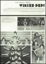 1982 McClain High School Yearbook Page 54 & 55