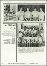 1982 McClain High School Yearbook Page 58 & 59