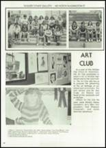 1982 McClain High School Yearbook Page 62 & 63