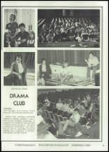 1982 McClain High School Yearbook Page 66 & 67