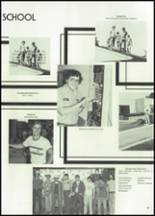 1982 McClain High School Yearbook Page 70 & 71