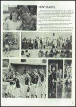 1982 McClain High School Yearbook Page 76 & 77