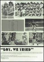 1982 McClain High School Yearbook Page 80 & 81