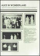 1982 McClain High School Yearbook Page 88 & 89