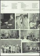 1982 McClain High School Yearbook Page 90 & 91