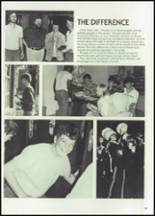 1982 McClain High School Yearbook Page 92 & 93