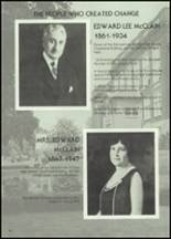 1982 McClain High School Yearbook Page 94 & 95