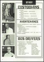 1982 McClain High School Yearbook Page 102 & 103