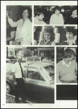 1982 McClain High School Yearbook Page 108 & 109
