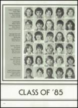 1982 McClain High School Yearbook Page 118 & 119