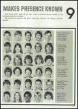 1982 McClain High School Yearbook Page 120 & 121