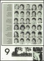 1982 McClain High School Yearbook Page 122 & 123