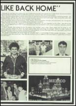 1982 McClain High School Yearbook Page 124 & 125