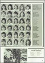 1982 McClain High School Yearbook Page 132 & 133