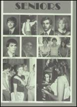 1982 McClain High School Yearbook Page 146 & 147