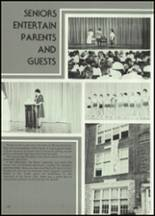 1982 McClain High School Yearbook Page 156 & 157