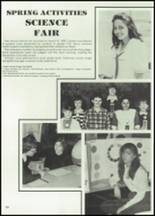 1982 McClain High School Yearbook Page 158 & 159