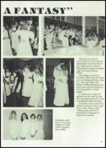 1982 McClain High School Yearbook Page 160 & 161