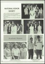1982 McClain High School Yearbook Page 166 & 167