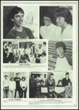 1982 McClain High School Yearbook Page 168 & 169