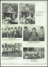1982 McClain High School Yearbook Page 170 & 171