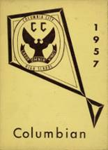 1957 Yearbook Columbia City High School
