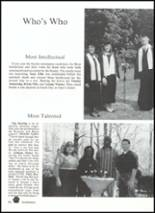 1997 Calhoun City High School Yearbook Page 72 & 73