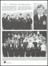1997 Calhoun City High School Yearbook Page 84 & 85
