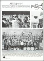 1997 Calhoun City High School Yearbook Page 86 & 87