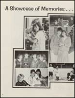 1986 Donoho High School Yearbook Page 10 & 11