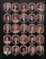 1986 Donoho High School Yearbook Page 16 & 17