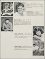 1986 Donoho High School Yearbook Page 20 & 21