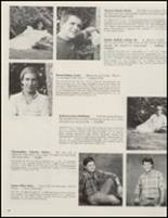 1986 Donoho High School Yearbook Page 22 & 23