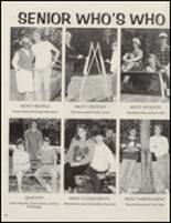 1986 Donoho High School Yearbook Page 30 & 31