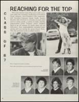 1986 Donoho High School Yearbook Page 34 & 35
