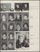 1986 Donoho High School Yearbook Page 38 & 39
