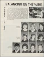 1986 Donoho High School Yearbook Page 46 & 47
