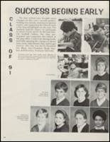 1986 Donoho High School Yearbook Page 50 & 51