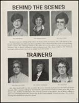1986 Donoho High School Yearbook Page 56 & 57