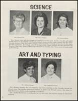 1986 Donoho High School Yearbook Page 60 & 61