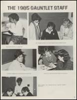 1986 Donoho High School Yearbook Page 70 & 71