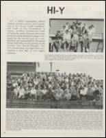1986 Donoho High School Yearbook Page 74 & 75