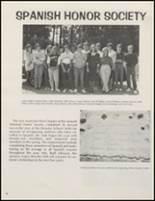 1986 Donoho High School Yearbook Page 80 & 81